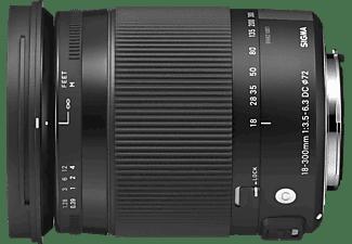 Objetivo - Sigma DC 18-300mm F3.5-6.3 OS HSM Canon