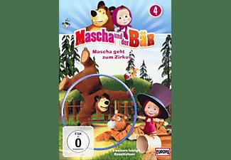 Mascha und der Bär, Vol. 4 DVD