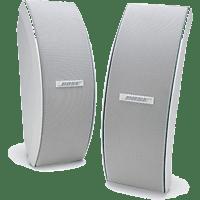 BOSE 151 Environmental Speakers 1 Paar Wandlautsprecher (Weiß)