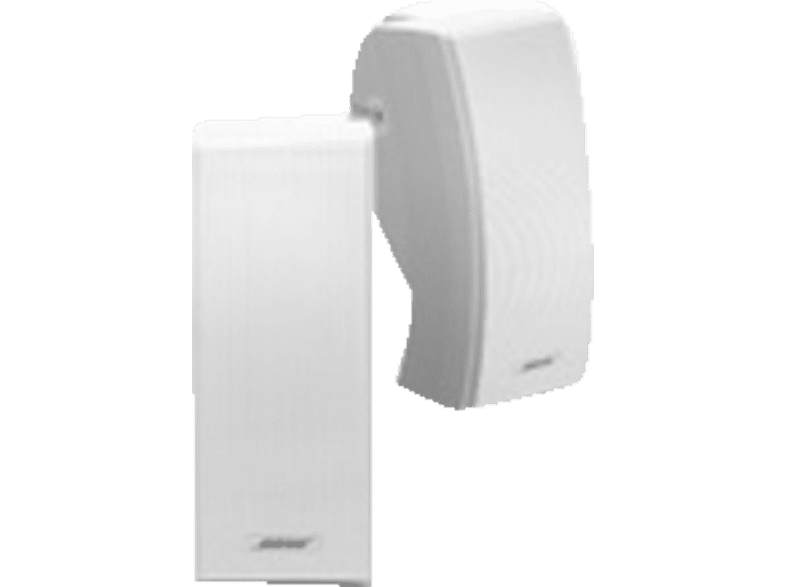 BOSE 251 Environmental Speakers 1 Paar Regallautsprecher (Weiß)