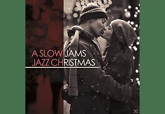 VARIOUS - A Slow Jams Jazz Christmas  - (CD)