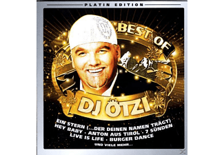 Dj Ötzi - Best Of (Platin-Edition) [CD]