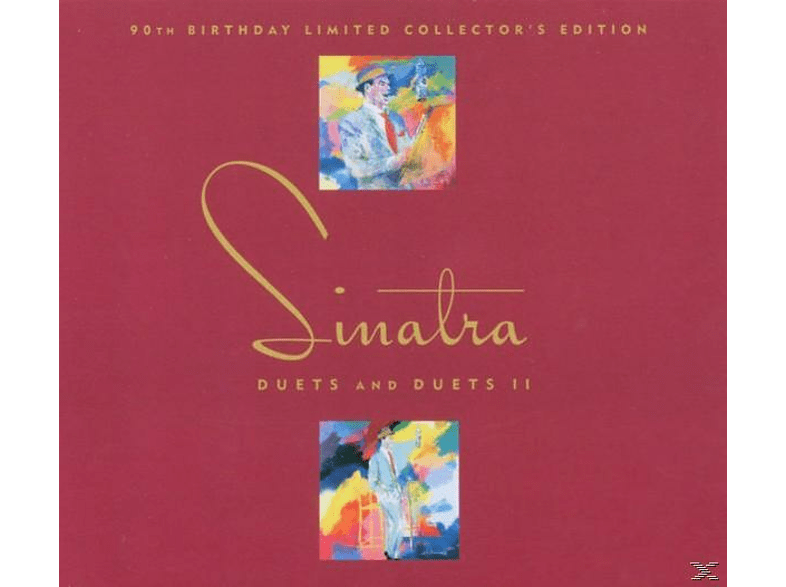Frank Sinatra - Duets & Duets II-With W.Nelson [CD]