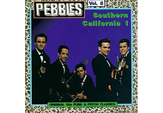 VARIOUS - Pebbles 8: Southern California Pt1  - (CD)
