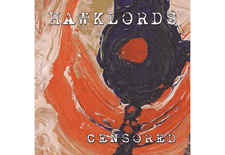 Hawklords - Censored  - (CD)