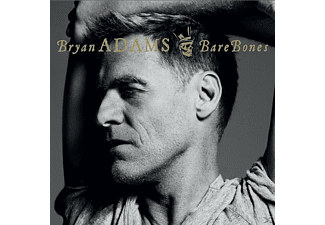 Bryan Adams - BARE BONES (BEST OF-LIVE)  - (CD)