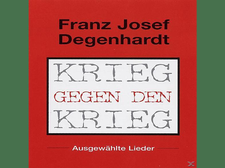Franz Josef Degenhardt - Krieg Gegen Den Krieg [CD]