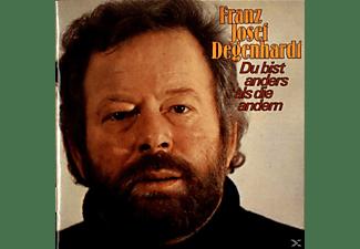 Franz Josef Degenhardt - Du Bist Anders Als Die Anderen  - (CD)