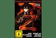 Zorro Double Feature - Der blutrote Adler / Zorro im wilden Westen [DVD]