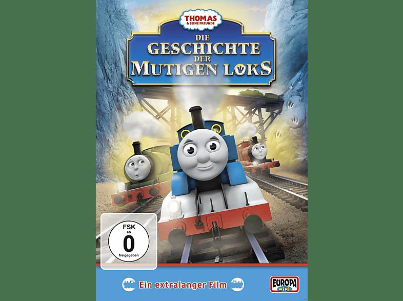 Thomas & seine Freunde - Die Geschichte der mutigen Loks [DVD]