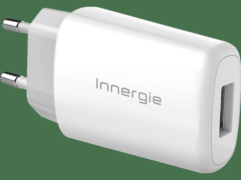 INNERGIE Power Joy Ladegerät, Weiß