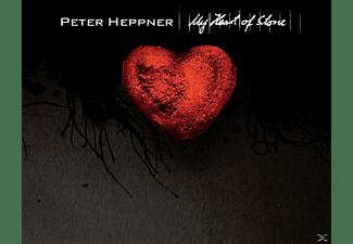 Peter Heppner - My Heart Of Stone  - (CD)