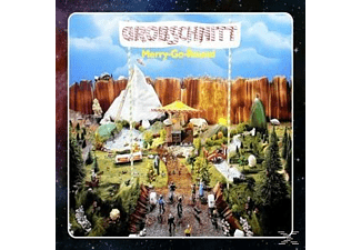 Grobschnitt - Merry-Go-Round  - (CD)