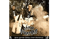 Grave Stompers - Black Leather Ghouls From Fiendsvil [CD]