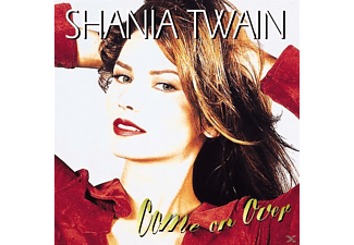 Shania Twain - COME ON OVER  - (CD)