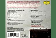 Lisa & Symphonieorchester Des Bayerischen Rundfu Batiashvili, Lisa Batiashvili - Echoes Of Time [CD]