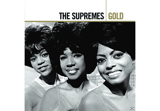 The Supremes - Gold - (CD)