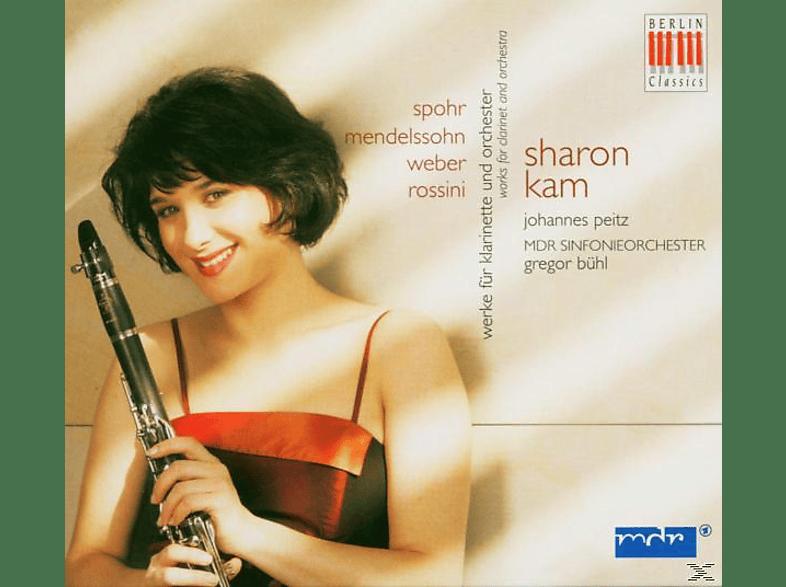 Kam, Kam/Peitz/Mdrso/Bühl, Kam/Peitz/Bühl/MDRSinfonieorchester - Werke Für Klarinette Und Orchester [CD]