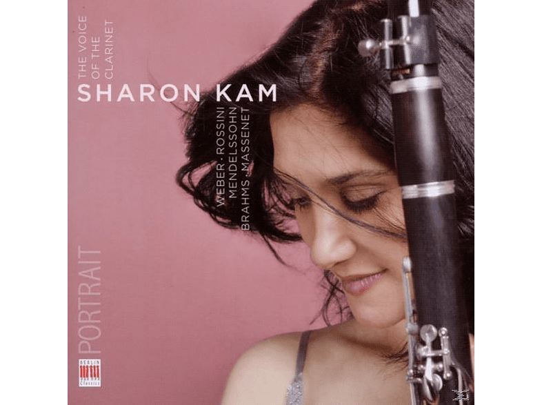 Sharon Kam - The Voice Of The Clarinet [CD]