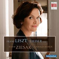 Ruth Ziesack, Ziesak,Ruth/Huber,Gerold - Lieder [CD]