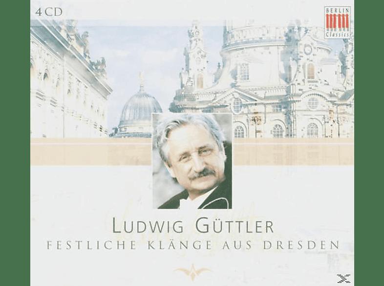 Ludwig Güttler, Ludwig/virtuosi Saxoniae Güttler - Festliche Klänge Aus Dresden [CD]