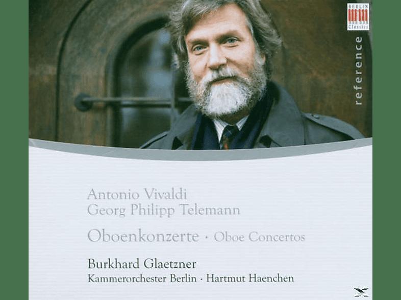 Kob, Burkhard Glaetzner, Hartmut Haenchen - Oboenkonzerte [CD]