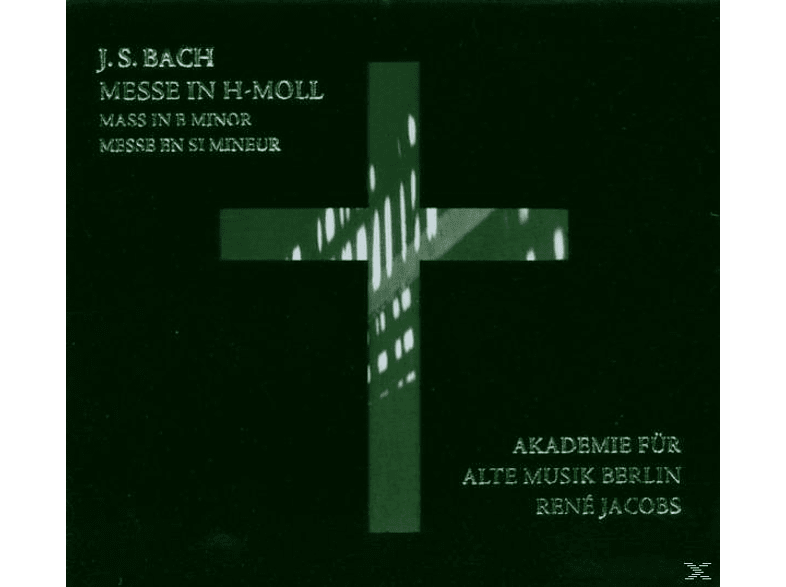 Akamus - Messe H-Moll Bwv 232 [CD]