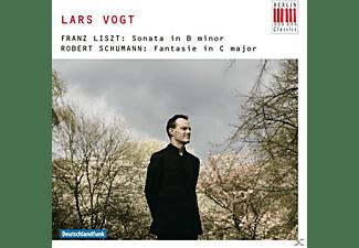 Lars Vogt - Fantasie Op.17/Klaviersonate H-Moll  - (CD)