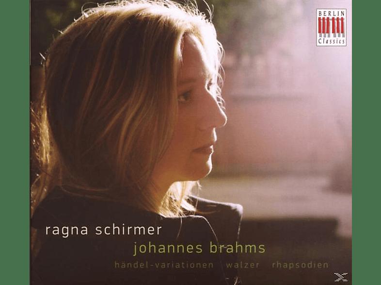 Ragna Schirmer - Händel-Variationen/Walzer/Rhapsodien [CD]