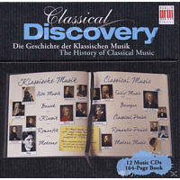 VARIOUS - Classical Discovery [CD]