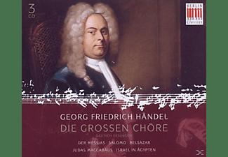 VARIOUS - Die Großen Chöre, Deutsch Gesungen  - (CD)