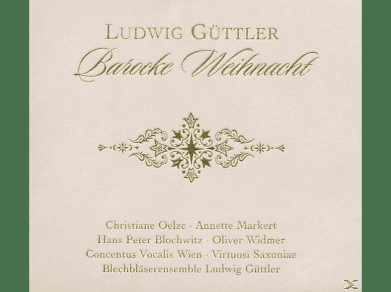 Ludwig Güttler - Güttler-Barocke Weihnacht [CD]