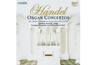 VARIOUS - Organ Concertos [CD]