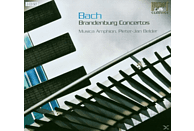 VARIOUS - Bach: Brandenburg Concertos [CD]