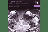 VARIOUS, The National Academic Choir Of Ukraine 'dumka' - Musica Sacra: Tchaikovsky-Liturgy Of St-John [CD]
