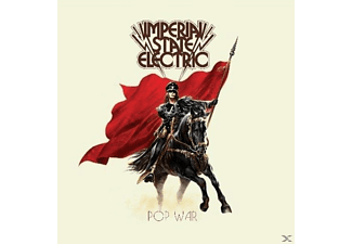Imperial State Electric - Pop War - (Vinyl)