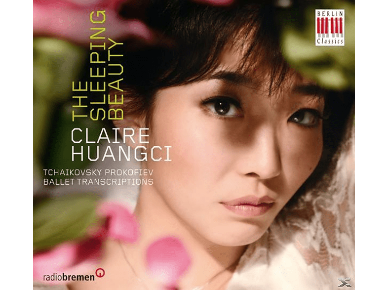 Claire Huangci - The Sleeping Beauty [CD]