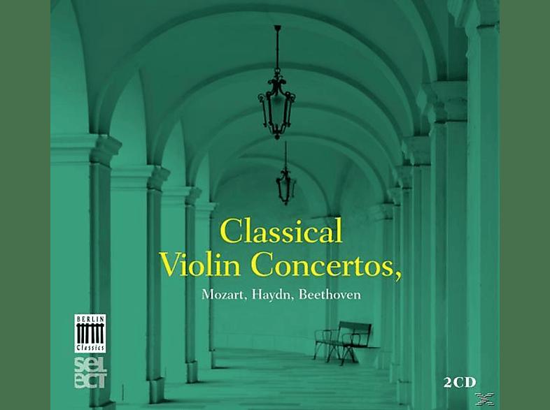 Katrin Scholz, Kammerorchester Berlin - Classical Violin Concertos [CD]