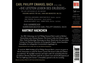 Hartmut Haenchen, Anke Vondung, Christiane Oelze, Roman Trekel, Rias Kammerchor, Schmitt Maximilian, Landshamer Christina - Die Letzten Leiden Des Erlösers-Passionskantate [CD]