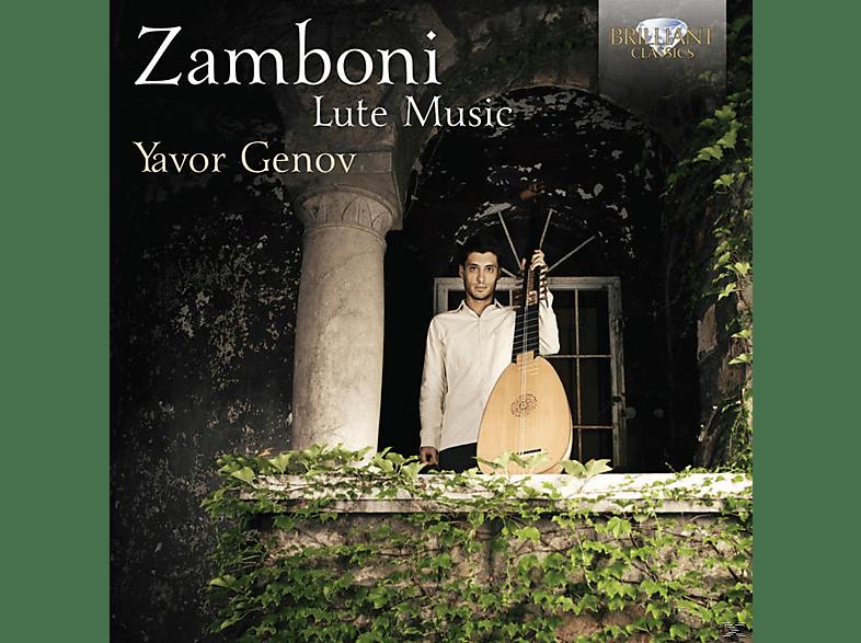 Yavor Genov - Lute Music [CD]