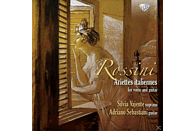 Silvia Vajente, Adriano Sebastiani - Ariettes Italiannes For Voice And Guitar [CD]