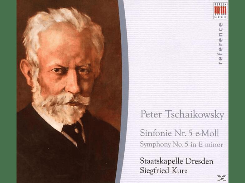 Staka Dresden, Siegfried/sd Kurz - Sinfonie 5 [CD]