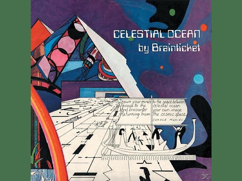 Brainticket - Celestial Ocean & Live In Rome 1973 [CD]