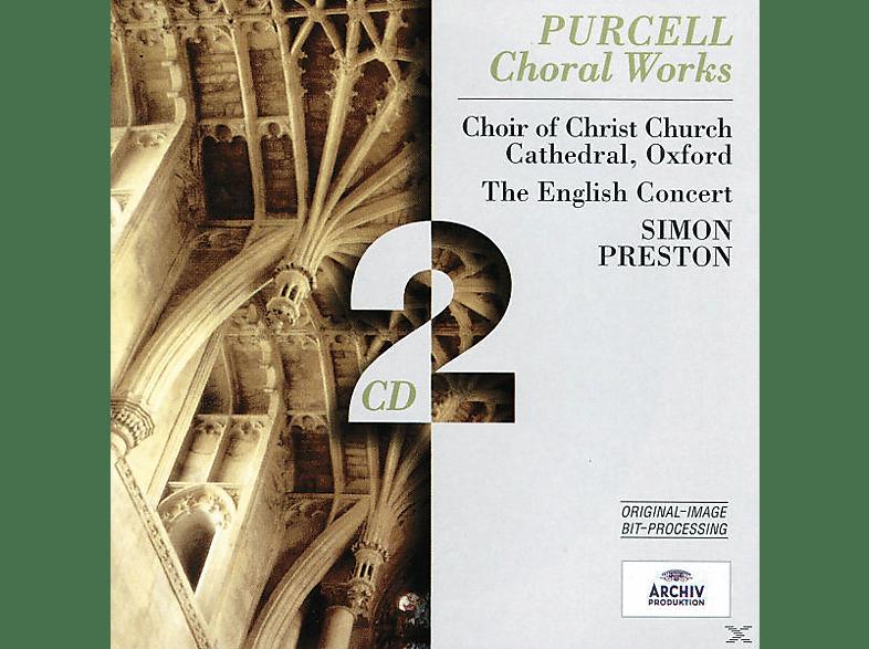 Christ Church Oxford & Preston - Chorwerke [CD]