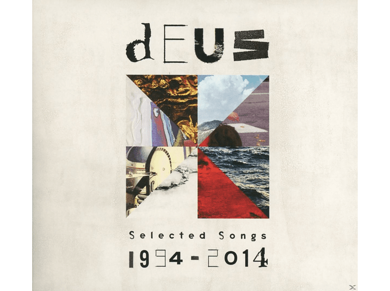 dEUS - Selected Songs 1994-2014 [CD]