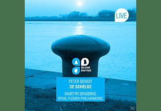 Cathy van Roy, Gijs Van der Linden, Kris Belligh, Willem van der Heyden, Flemish Radio Choir, Netherlands Radio Choir, Royal Flemish Philharmonic, Werner Van Mechelen - De Schelde  - (CD)