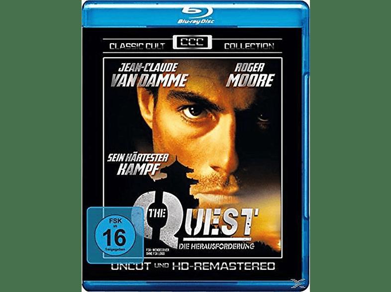 The Quest - Die Herausforderung [Blu-ray]