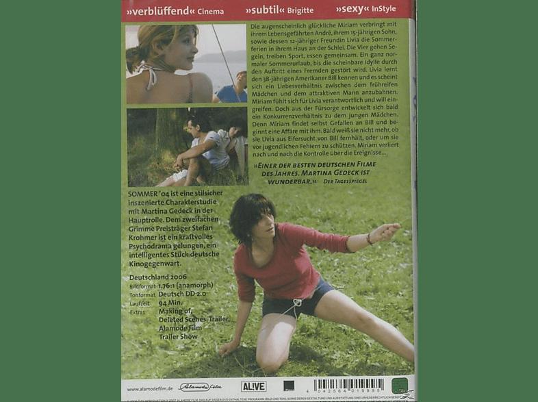 Sommer '04 [DVD]
