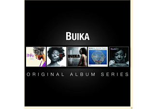 Concha Buika - Original Album Series Buika  - (CD)