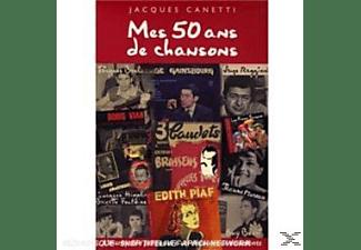 VARIOUS - Mes 50 Ans De Chansons  - (CD)
